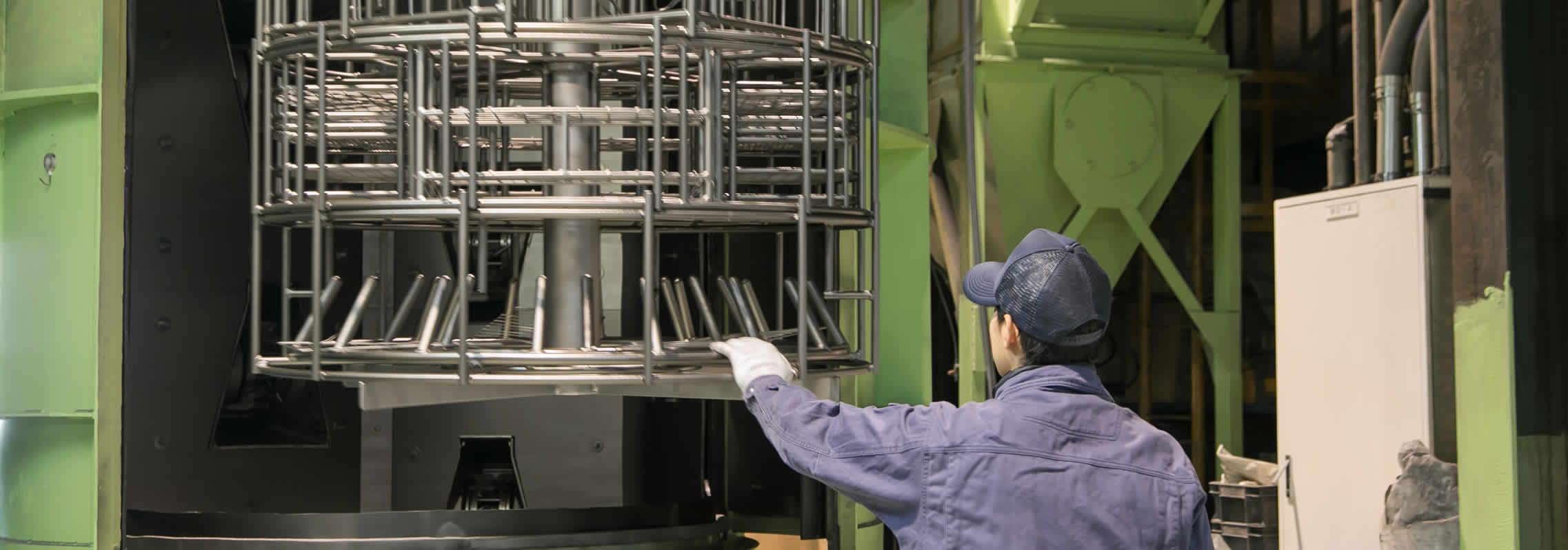 表面处理PLUS系列工作环境