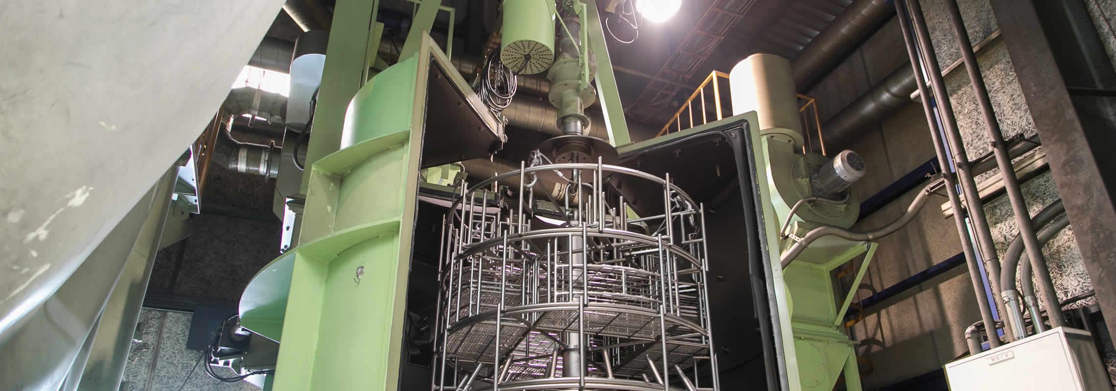 表面处理生产机