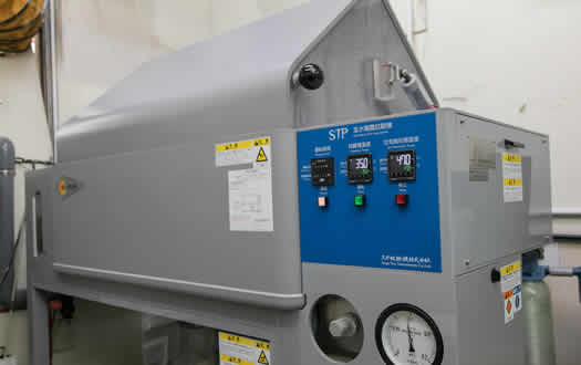 >Salt Spray Testing Equipment