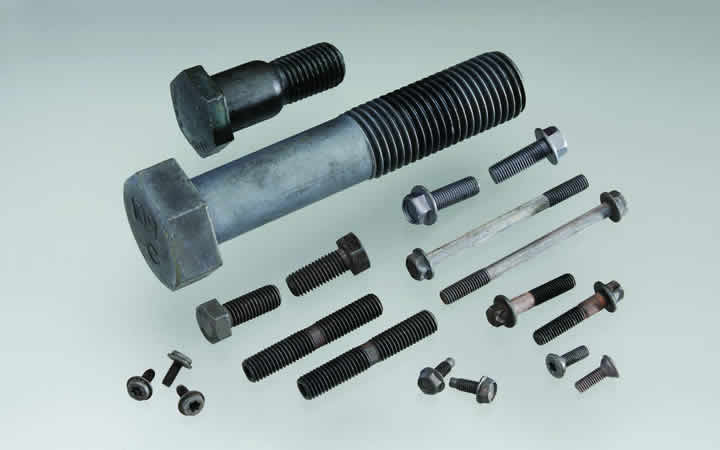 Thermal Refining of Steel Bolts