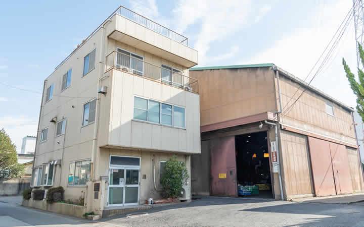 株式会社エマナック東日本 埼玉県八潮工場