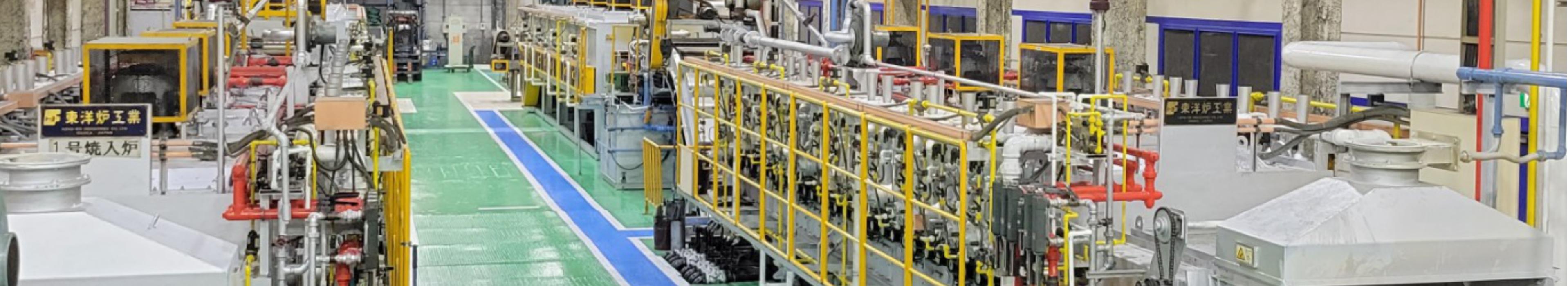 田中熱工株式会社 京都工場外観