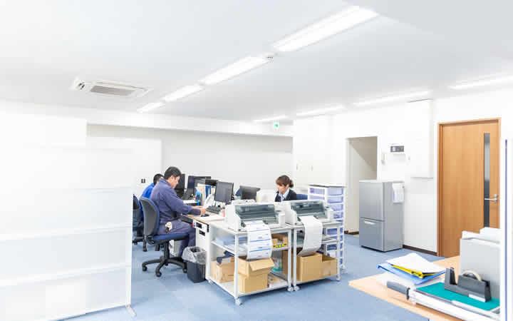 田中熱工株式会社 清水工場(静岡県)