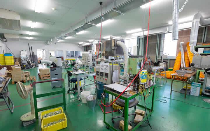 タナカプリコート株式会社 名古屋工場