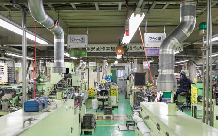 タナカプリコート株式会社 大阪工場